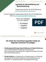 """""""Koordinierungsstelle für Sprachbildung und Sprachförderung"""""""