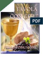 Libretto Comunione
