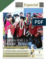 Especial Tiquipaya