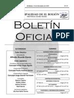 BOLETIN OFICIAL_N° 57_Municipalidad de El Bolsón_121115