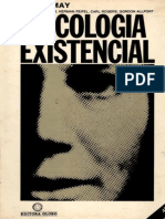 Psicologia Existencial - Rollo-May