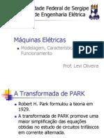 Transformação de PARK