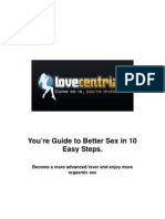 Your Guide to Better Sex in 10 Easy Steps