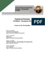 Programa Eneaa 2015