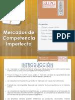 Mercados de Competencia Imperfecta - Expo