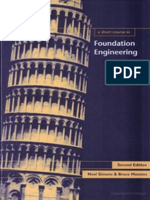 A short course in foundation engineering (238-264) pdf