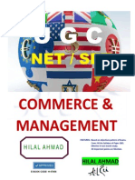Commerce & Managemnt