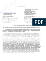 IRS Letter Re Funding