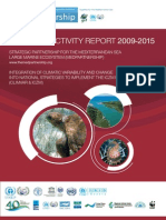 Activity Summary Report 2009-2015