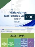 Galardones 2015 Socilizacion Zonales (20-Mayo-2015) (1)