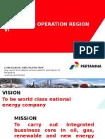 Company Profile Pertamina MOR VI BPP