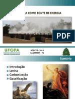02- Madeira Como Fonte de Energia
