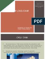 CAD CAM Proiect
