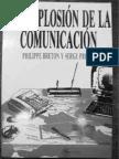 Explosion de La Comunicacion - Philippe Breton y Serge Proulx