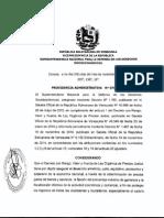 PROVIDENCIA ADMINISTRATIVA 078.2015 Harina de Maíz y Arooz.pdf