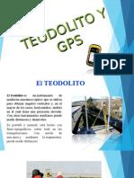 Teodolito y Gps