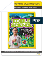 Edible Science Educators Guide