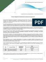 Comunicado de Prensa Correo Argentino 12 11 15