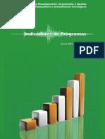 Guia Metodológico - Indicadores - Ministério do Planejamento