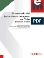 El Mercado de Tratamiento de Aguas en Chile (Diciembre 2014)
