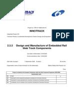 Design Manufacture Components