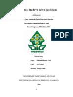 Akulturasi Budaya Jawa dan Islam.doc