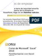 Training Presentation - Get to Know Excel 2010 - Create Formulas_ZD102608889