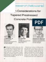 PCI Journal Prestressed Poles Jl 88 January February 3
