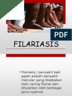 Filariasis ppt