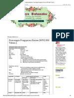 Indahnya Bahasaku_ Rancangan Pengajaran Harian (RPH) BM Tahun 5