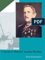 Comodoro Manuel Azueta Perillos Ensayo Biografico