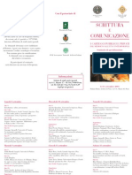 Scrittura e Comunicazione 2003