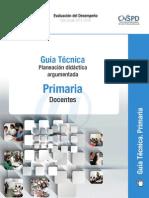 9 Guia Tecnica Planeacion Didactica Argumentada