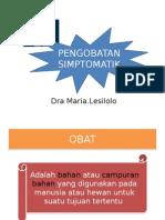 pengobatan simptomatik
