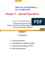Ch 5 - Special Operations Lecture Note