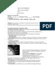 GUIA 3° medio biologia sistema nervioso 2010 Acropolis