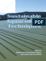 Sustainable Aquaculture Techniques 14 i Tae