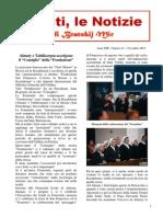 Frati Minori - Notizie da Viesti N. 11/2015