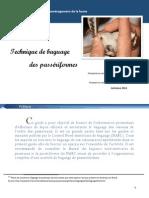 Guide Technique Baguage Passereaux