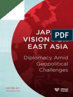 Japans Vision for East Asia