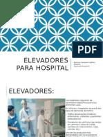 Elevadores Para Hospital