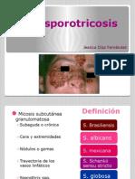 Esporotricosis Derma