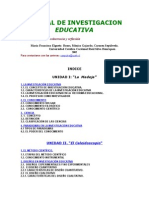Manual de Investigacion Educativa