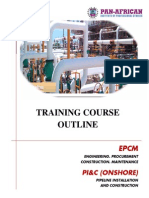 Ips Course Epcm and p i&c Outline Quadknight