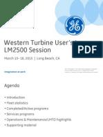LM2500 WTUI 2015