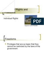 1 charter of rights and freedoms part i
