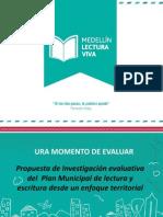 Presentación Evaluacion 14 de Agosto 2015 Lima_peru