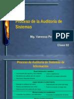 Proceso de Auditora de Sistemas