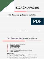 STATISTICA IN AFACERI