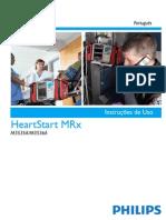 Manual Desfibrilador Philips HeartStart MRx
